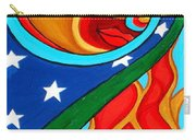 Crow Moon And Sun Carry-all Pouch