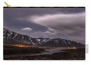 Crowley Lake At Night Carry-all Pouch