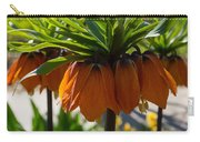 Crown Imperial Flowers Carry-all Pouch