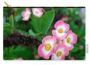 Crown Of Thorns Flower Carry-all Pouch