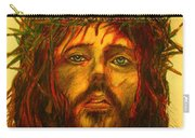 Crown Of Thorns Carry-all Pouch