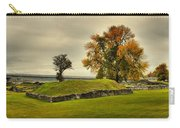Crown Point Panorama Of The New Lake Champlain Bridge Carry-all Pouch
