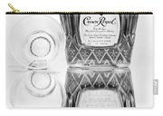 Crown Royal Black And White Carry-all Pouch