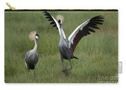 Crowned Cane Courtship Display Carry-all Pouch