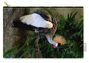 Crowned Crane Carry-all Pouch