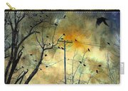Crows Colors Carry-all Pouch
