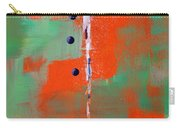 Cruciform 2 Carry-all Pouch by Nancy Merkle