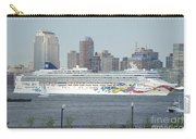 Cruise Ship On The Hudson Carry-all Pouch