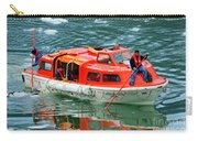 Cruise Ship Tender Boat  Carry-all Pouch
