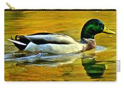 Cruisin Carry-all Pouch by Frozen in Time Fine Art Photography