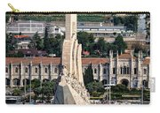 Cruising Along To Lisbon Carry-all Pouch