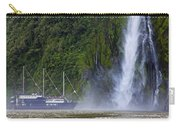 Cruising By A Waterfall Carry-all Pouch
