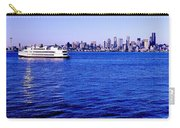 Cruising Elliott Bay Carry-all Pouch