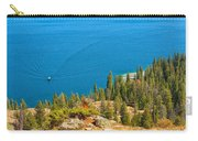 Cruising Jenny Lake Carry-all Pouch