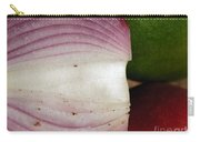 Crumby Onion  Carry-all Pouch