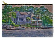 Crusing The Icw At Sullivan's Island Sc Carry-all Pouch