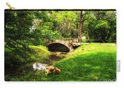 Cruz At Deer Creek Bridge Dwight Il Carry-all Pouch