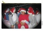 Crying Junior Santa Christmas Parade Eloy Arizona 2005-2013 Carry-all Pouch