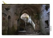Crypt Of The Martyr San Marciano In Syracuse Carry-all Pouch
