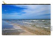 Crystal Beach Carry-all Pouch