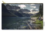Crystal Clear Mountain Lake Carry-all Pouch