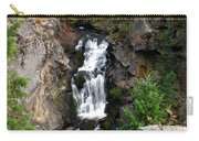 Crystal Falls Carry-all Pouch