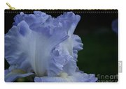 Crystal Ruffles Carry-all Pouch