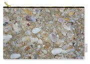 Crystal Shells Carry-all Pouch