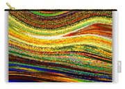 Crystal Waves Abstract 1 Carry-all Pouch