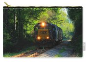 Csx Green Tunnel Carry-all Pouch