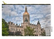 Ct State Capitol Building Carry-all Pouch