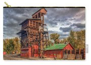 Coal Tipple Carry-all Pouch