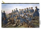 Cuba - Tenth Cavalry 1898 Carry-all Pouch