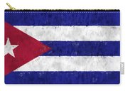 Cuba Flag Carry-all Pouch