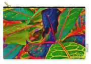 Cuban Croton Carry-all Pouch
