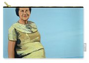 Cuban Portrait No.9, 1996 Carry-all Pouch