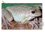 Cuban Tree Frog Osteopilus Carry-all Pouch