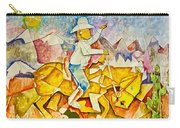 Cubist Cowboy Carry-all Pouch