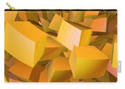 Cubist Melon Burst By Jammer Carry-all Pouch