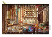 Grand Central And 42nd St Carry-all Pouch