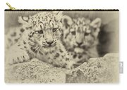Cubs At Play Carry-all Pouch