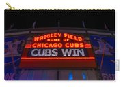 Cubs Win Carry-all Pouch by Steve Gadomski