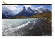 Cuernos Del Paine Patagonia 3 Carry-all Pouch