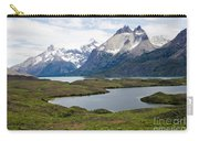 Cuernos Del Paine  Carry-all Pouch