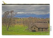 Culloden Moor And Old Leanarch Carry-all Pouch