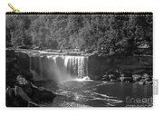 Cumberland Falls Five Bw Carry-all Pouch