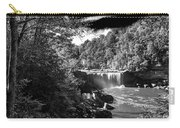 Cumberland Falls Seven Bw Carry-all Pouch