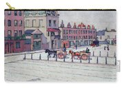 Cumberland Market North Side Carry-all Pouch by Robert Polhill Bevan