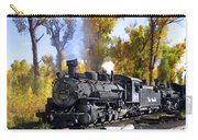 Cumbres And Toltec Railroad Carry-all Pouch