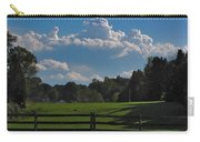 Cumulus Over Green Pastures Carry-all Pouch